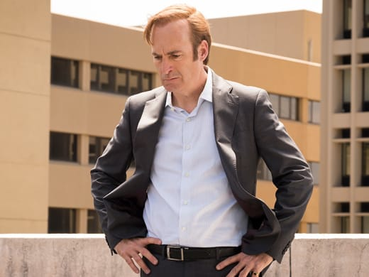 Risking His Relationship - Better Call Saul
