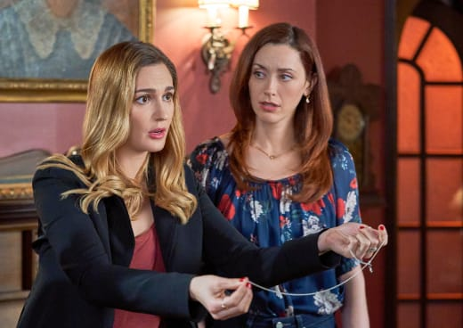 The Necklace - Good Witch Season 7 Episode 10
