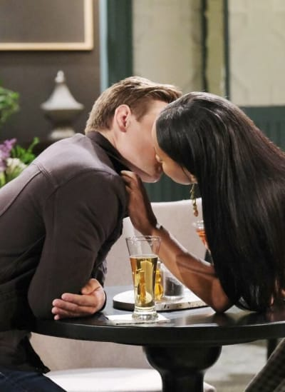 A Passionate Kiss / Tall - Days of Our Lives