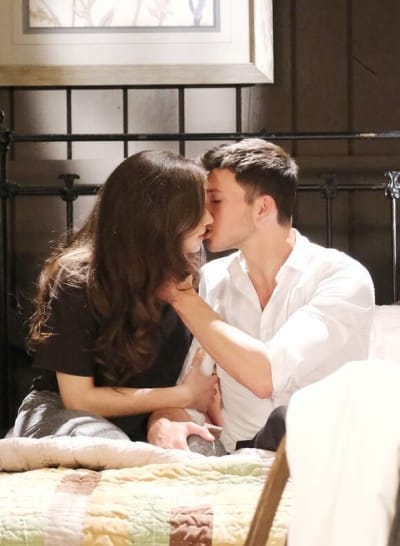 Cin's Romantic Celebration / Tall - Days of Our Lives