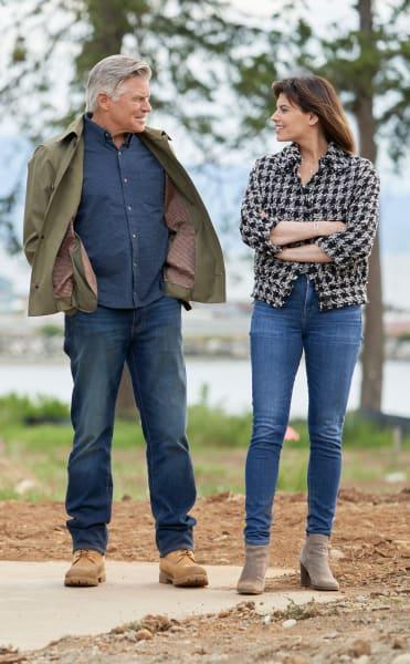 Father-Daughter Team - Chesapeake Shores Season 5 Episode 3