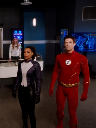 Godspeed War - The Flash Season 7 Episode 18