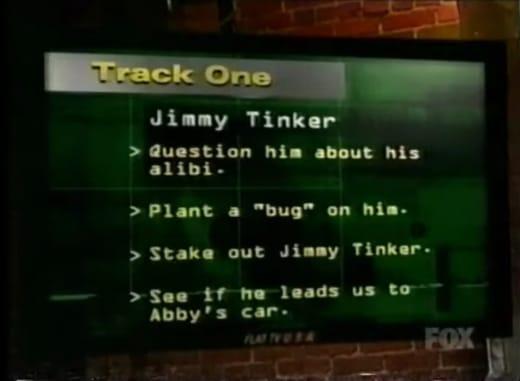 Jimmy Tinker Track
