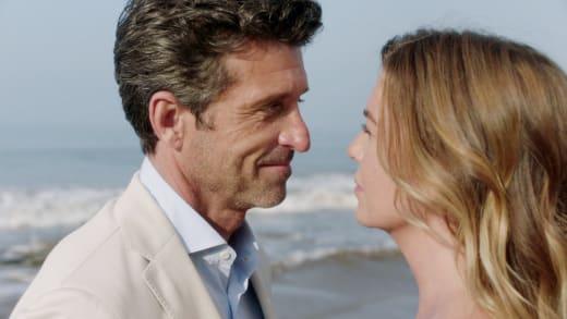 MerDer Beach Time  - Grey's Anatomy Season 17 Episode 13