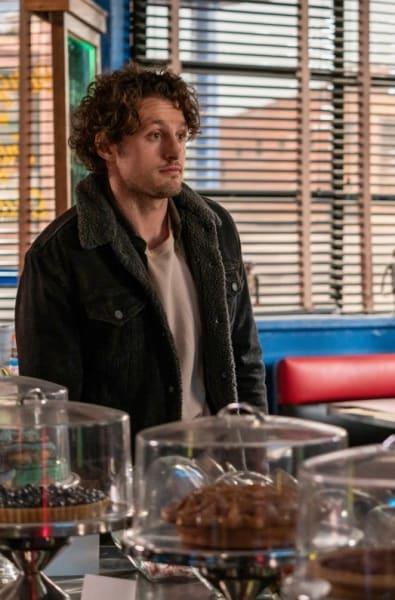 Michael Talks - Roswell, New Mexico Season 3 Episode 5