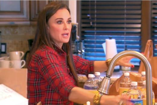 Opening Her Home - The Real Housewives of Beverly Hills