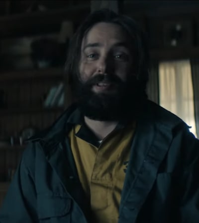 Scarecrow at the Cabin - Titans