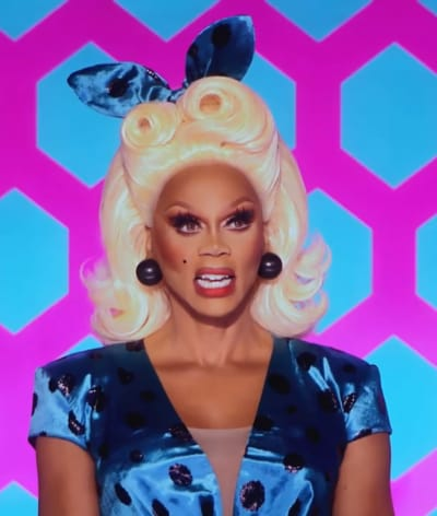 The Charisma, Uniqueness, Nerve and Talent Monologues - Tall - RuPaul's Drag Race All Stars Season 6 Episode 11