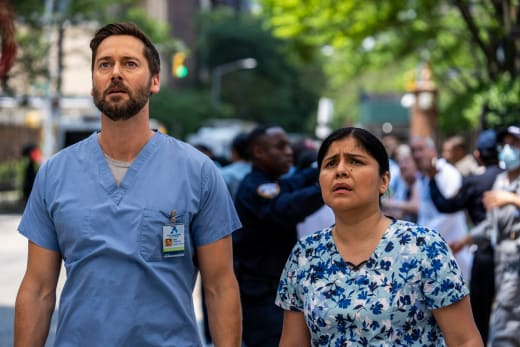 Are Things Looking Up?  - New Amsterdam Season 4 Episode 1
