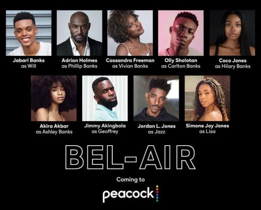 Bel-Air Cast Photo