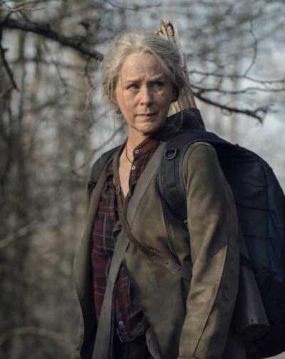 Carol's Bold Decision - The Walking Dead Season 11 Episode 3