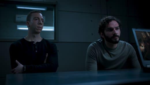 Dumb and Dumber  - In The Dark Season 3 Episode 12