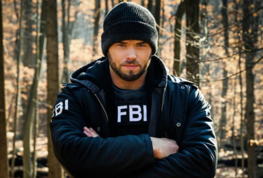 Kellan Lutz for CBS - FBI