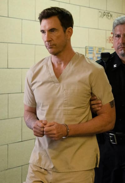 Locked Up... For Now / Tall - Law & Order: Organized Crime Season 2 Episode 1