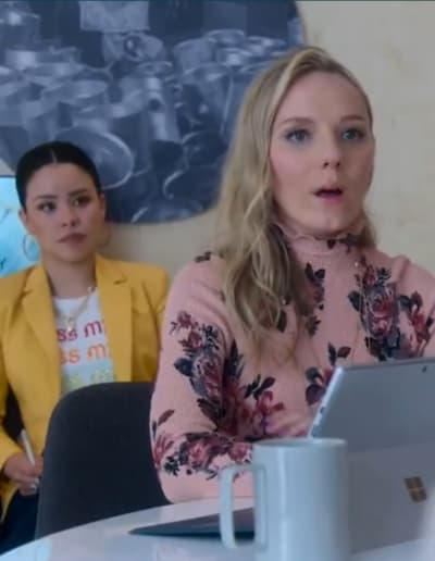 On the Bench - Good Trouble Season 3 Episode 18