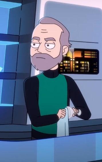 Otis - Star Trek: Lower Decks Season 2 Episode 4
