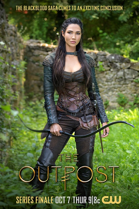The Outpost TV show on The CW: canceled, no season 4 or season 5