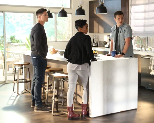 The Rookie Season 4 Episode 1 Review: Life and Death