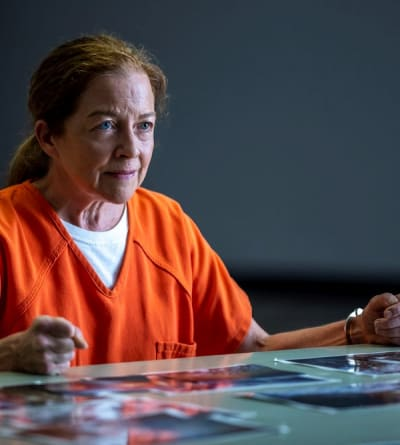 Prison Orange - tall - New Amsterdam Season 4 Episode 1