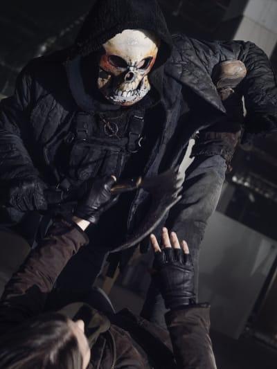 Reaper Beatdown - The Walking Dead Season 11 Episode 3
