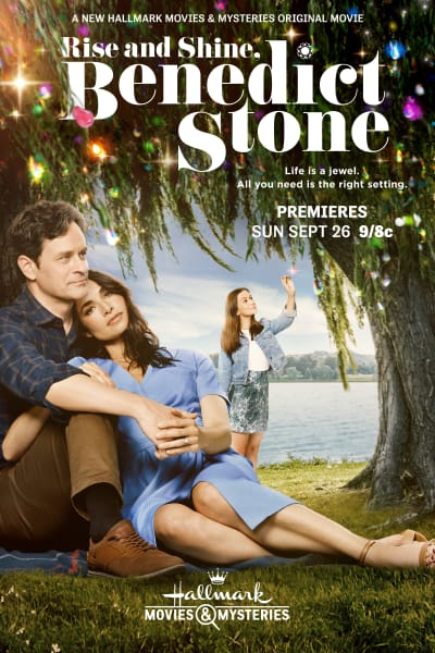 Rise and Shine Benedict Stone Poster