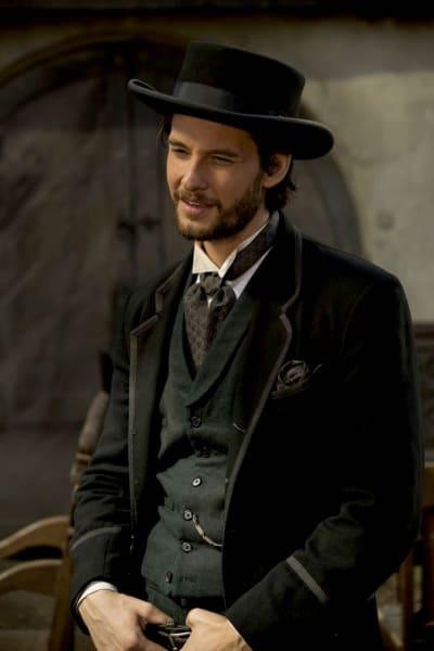 The Charming Mr. Delos - Westworld