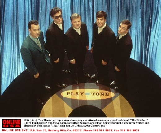 Tom Everett Scott and the Band - That Thing You Do