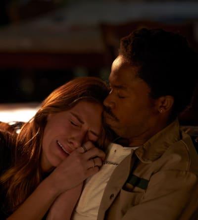 Trey Comforts Murphy- tall - In The Dark Season 3 Episode 10