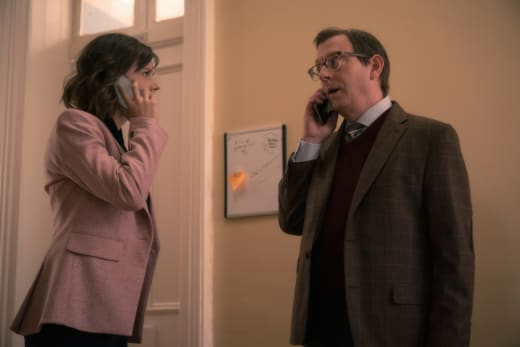 Calling Daddy - EVIL Season 2 Episode 13