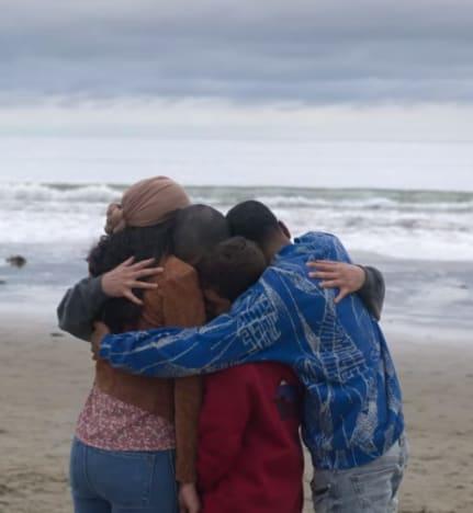 Cour Four Hug  - On My Block Season 4 Episode 7