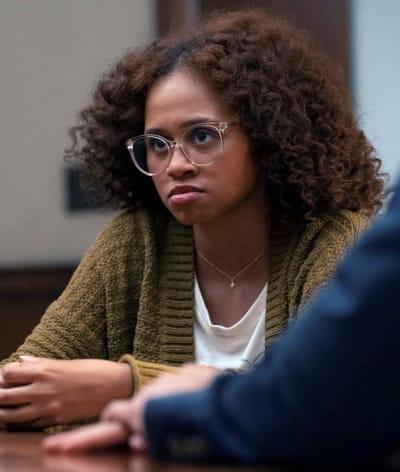 Imani- tall - New Amsterdam Season 4 Episode 3