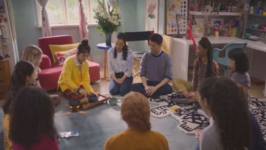 Tea Ceremony - The Baby-Sitters Club Season 2 Episode 7
