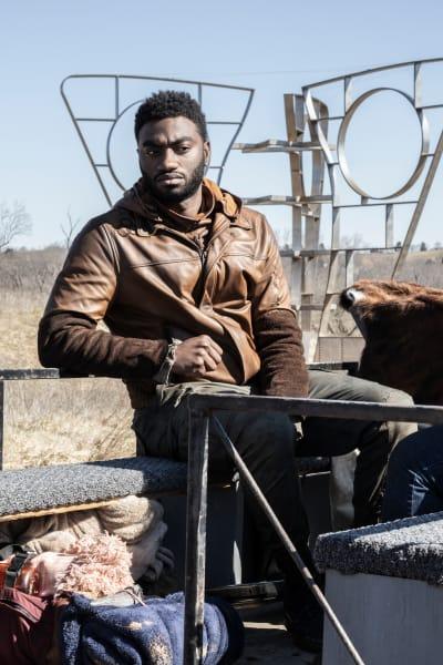 Will Returns - The Walking Dead: World Beyond