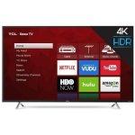 TCL Roku TV 65 inch 4K UHD 65S405 - TV Sizes