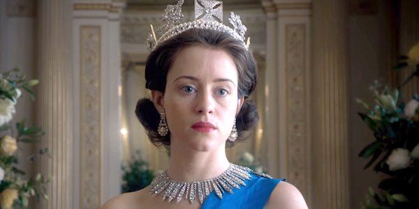 The Crown elisabetta