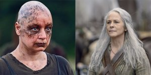 Alpha Carol the walking dead