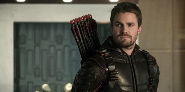 Arrow - Stephen Amell - nuova immagine spin-off