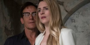 The OA Jason Isaacs Brit Marling