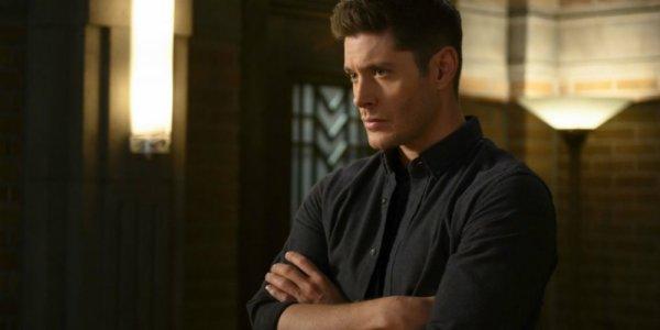 Jensen Ackles Supernatural banner