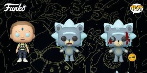 Rick and Morty Funko quarta stagione