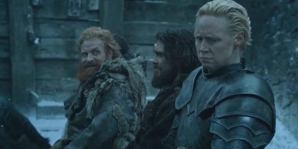 Kristofer Hivju di Game of Thrones vorrebbe uno spin-off con Brienne di Tarth e Tormund protagonisti ambientato al Castello Nero
