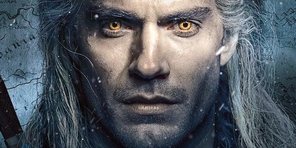 The Witcher character poster Netflix Henry Cavill è una delle serie tv più richieste negli USA