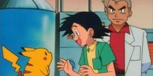 pokemon primo episodio pikachu ash ketchum