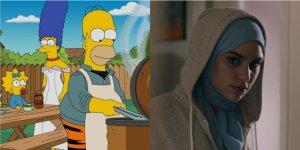 Netflix disney skam Simpson