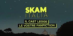 SKAM Italia Il cast legge le vostre fanfiction