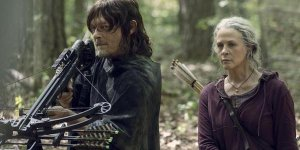 the walking dead 10 finale di stagione terrificante