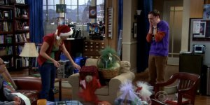 the big bang theory natale