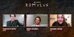 romulus intervista attori