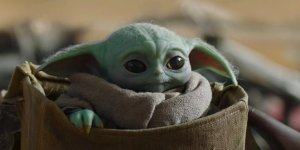 the mandalorian 2x01 baby yoda