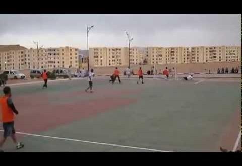 دورة اول ماي لحي غزة ببوسعادة